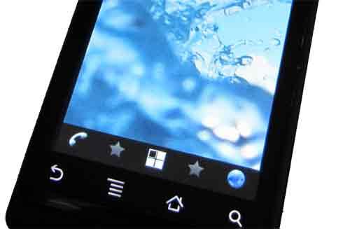 Androiduhr mit Atomuhr automatisch abgleichen