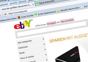 Erfolgreich verkaufen und kaufen auf eBay