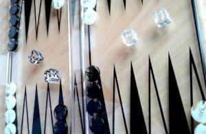 Die Spieltaktik beim Backgammon