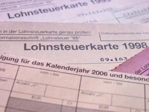 Wie beantragt man seine Lohnsteuerkarte?