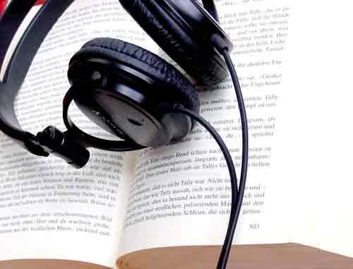 Hörbücher genießen