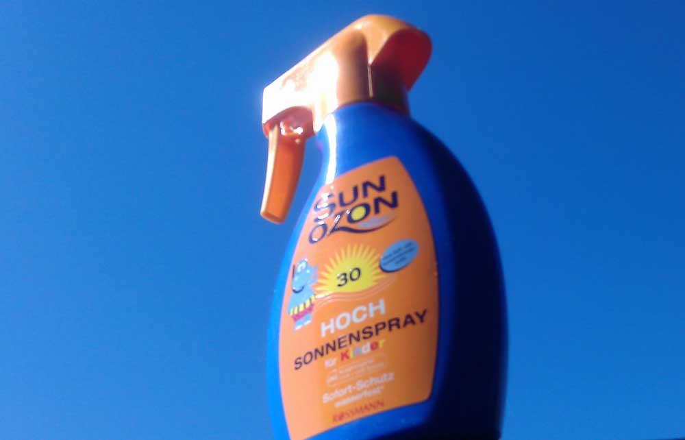 Sonnenschutz - wie schützt man sich am besten gegen die Sonne